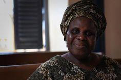 Prof. Ama Ata Aidoo. Photo: Darren Hercher Fadoa