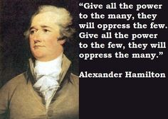 alexander hamilton quotes - Google Search