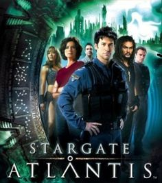 Stargate Atlantis provides examples of the following tropes: