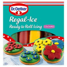 12/08/2016 - Waitrose, Salisbury - Dr Oetker Coloured Regal Ice - 5x 100grams = £2.10 === £277.22