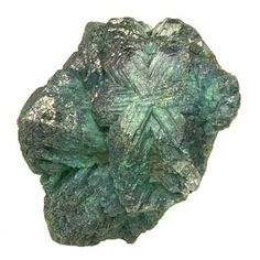 ∆ Alexandrite...A small stone rarely larger than a pinky nail. One of the rarest gemstones in the world! Green in the daylight and red in artificial light. Promotes inner harmony, joy and cheerfulness. It also has a harmonizing effect on relationships.