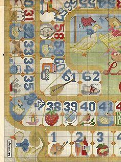 tengo muchos patrones de punto de cruz. (pág. 41) | Aprender manualidades es facilisimo.com