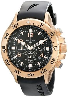 Nautica N18523G Hombres Relojes