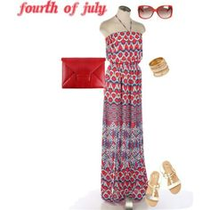 For the 4th of July