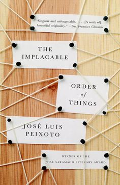Book Covers Anonymous: Helen Yentus: The Implacable Order of Things, by Jose Luis Peixoto. Layout Design, Print Design, Graphic Design, Design Design, Design Elements, Editorial Layout, Editorial Design, Ex Libris, Yearbook Covers