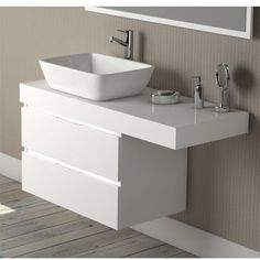 Each of the projects are detailed enough to leave nothing to guesswork yet simple enough for beginners. Bathroom Paint Design, Bathroom Design Luxury, Bathroom Design Small, Bathroom Layout, Vanity Design, Sink Design, Wash Basin Cabinet, Basin Sink, Ideas Baños
