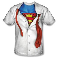 I AM OBSESSED Regular readers will now that I have a slight obsession with Superman and how my wardrobe is pretty much jam-packed with Superman related clothing… I'm basically making it…