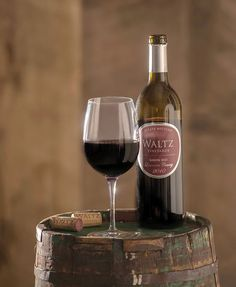 Drink This: Radiant Rouge, Waltz Vineyards' 2010 Baron Red, March 2013 Susquehanna Style, By Hannah Wigton
