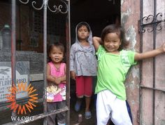 Do you notice anything odd about this photo? Yes, these little girls live in a cemetery-slum in the Philippines. The reason this photo does NOT make us sad is because we've raised 94% of our fundraising goal to provide a safe, early-learning center for these girls, and others like them, where they can learn and play in safety, have access to safe drinking water, sanitation and daily, nutritious meals. It's the first step in ensuring these little girls can go to school. #BePartOfTheSolution