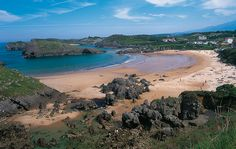 Playa de Barro #Llanes #playa #beach #Asturias #ParaísoNatural #NaturalParadise #Spain