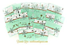 Rose Blossom Legacies: Christmas Card Workshop - SOLD OUT (Consultant Option Still Available)
