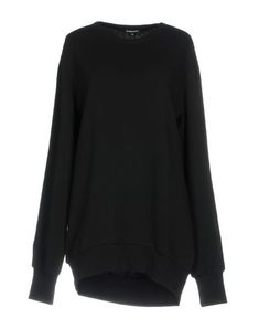 ANN DEMEULEMEESTER Women's Sweatshirt Black 4 US