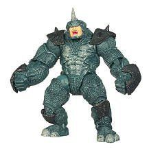 """SpiderMan 2010 Series Two 3 3/4 Inch Action Figure Power Charge Rhino by Hasbro. $17.95. Each figure comes with 3 Fiercest Foes Battle Cards and an interlocking web-tech accessory. For Age 4 & Up. Marvel Spider-Man 3 3/4"""" action figure from Hasbro. Chasing down evildoers is a tough job, but you and your Spider-Man figure have got to do it! Luckily, this fierce fighter comes equipped with snap-on combat armor accessories and other action figures to take on whatever his o..."""