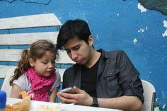 Compartiendo un juego Responsabilidad Social BRG Casa Hogar Emmanuel