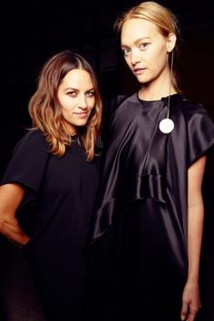 Kym Ellery on her blockbuster opening show at MBFWA: Kim Ellery talks Vogue through her spring/summer 15/16 show, from the collection down to the nails. Join Fashion, Fashion News, Beauty Vloggers, Haute Couture