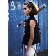 Coiffure pour le sport avec des cheveux longs - 26 idées de coiffures  pratiques pour le sport - Elle 5b6ca4b0ff13