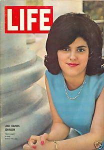 luci baines johnson life magazine