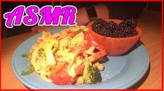 ASMR Eating sounds. ASMR unintelligible whispering - ASMR relax channel