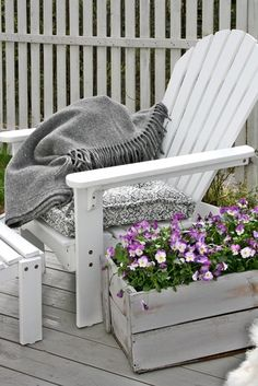 Perfect place to perch <3  I want to read in this chair while facing the ocean on a breezy morning in winter with a hot cup of coffee in my hand...    :))