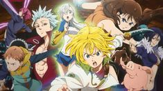 Nanatsu no Taizai: Imashime no Fukkatsu Sub Indo BD: Episode 1 - 24 (End)