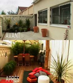 1000 images about home staging on pinterest home - Amenager petit balcon appartement ...