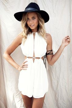 Buy Sparrow Playsuit Online - Playsuits - Women's Clothing & Fashion - SABO SKIRT