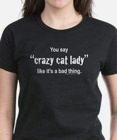 Cat Lady Tee for