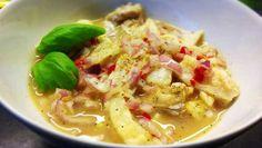 Unser Paleo Fisch Ceviche ist ein klassisches Gericht aus Südamerika und mit seinen frischen Zutaten perfekt für den lauen Sommerabend geeignet.