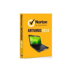 Symantec #NortonAntiVirus 2013 - 3PC - Download. Norton Antivirus 2013 software by Symantec helps you to protect your PC by detecting tracking and removing harmful viruses and spyware.  http://atomnik.com/index.php