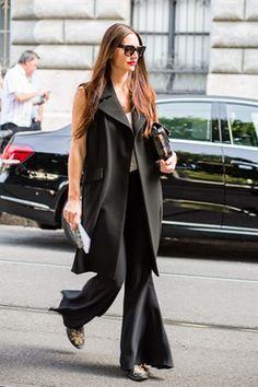 Street style: i look più eleganti delle fashion week - VanityFair.it
