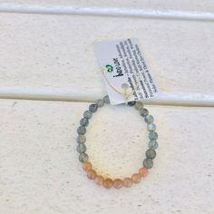 *Freedom Tree* Carnelian Gemstone Bangle Cuff Bracelet Hand Made Chakra Healing