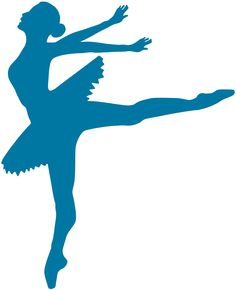 Sticker Mural Danse -  Danseuse 06