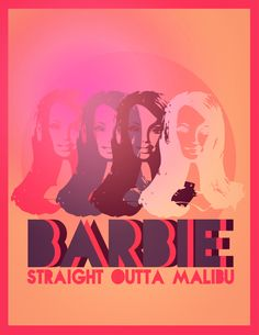 For more BARBIE visit http://www.pinterest.com/SuburbanFandom/barbie-girl-in-a-barbie-world/