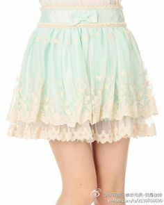 JAPAN FASHION LIZ LISA ORIGINAL LACE SKIRt