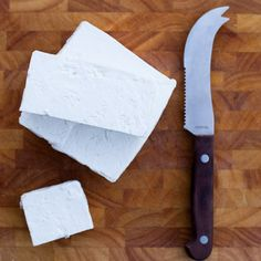 nic cooks » Making Cheese at Home #5 Goat's Milk Feta