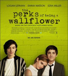 the perks of being a wallflower..what an awsome movie