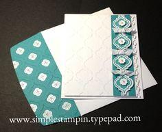 One beautiful Mosaic Madness card. Scrapbook Cards, Scrapbooking, Hexagon Cards, Birthday Cards For Women, Mosaic Madness, Mosaic Designs, Hexagons, Stamping Up, Cards