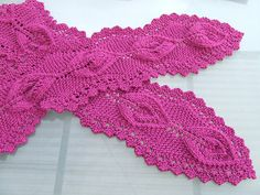 Ravelry: Project Gallery for Lamina pattern by Karen S. Lauger