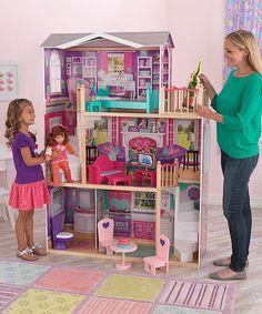 KidKraft Elegant Manor for 18 Doll | zulily
