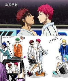 anime, kuroko no basket, and kuroko no basuke image