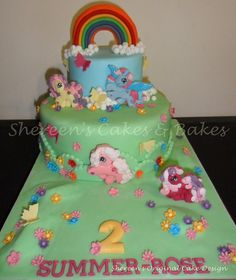 MLP by Shereen's Cakes & Bakes, via Flickr- Good ideas