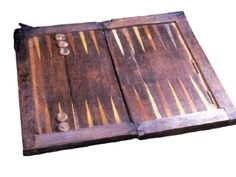 "Found on the Mary Rose, dating back to about 1545. ""The game and was popular in medieval Europe"""