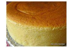 Foodista   Recipes, Cooking Tips, and Food News   Cotton Soft Japanese Cheese Cake