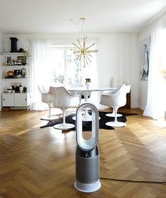 pimp your room: Nie mehr dicke Luft Pimp, Black And White Living Room, Home Appliances, Design, Living Area, Ad Home, Nice Asses, House Appliances