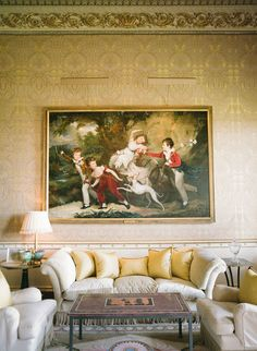 Ballyfin House, Ireland | KT Merry Photo