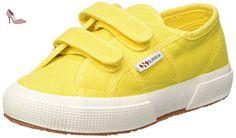 Superga , Baskets pour garçon - jaune - Giallo (176), 33 EU EU - Chaussures superga (*Partner-Link)