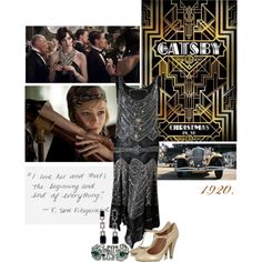 The Great Gatsby- Over the Love