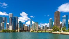 Chicago Skyline - Probably the best city of architectural marvels!