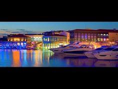 Limassol Marina: Living on the sea - YouTube