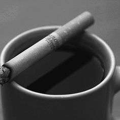 Coffee and Cigarettes.